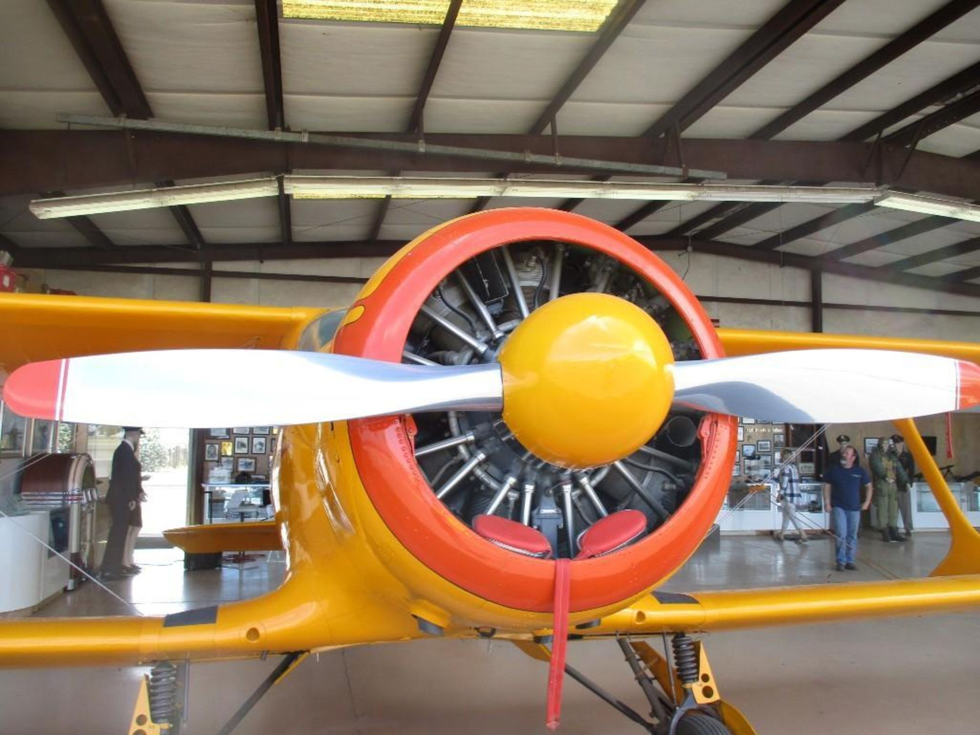 1947 BEECHCRAFT D-17S STAGGERWING N1196V S/N 6703 - Image 5 of 7