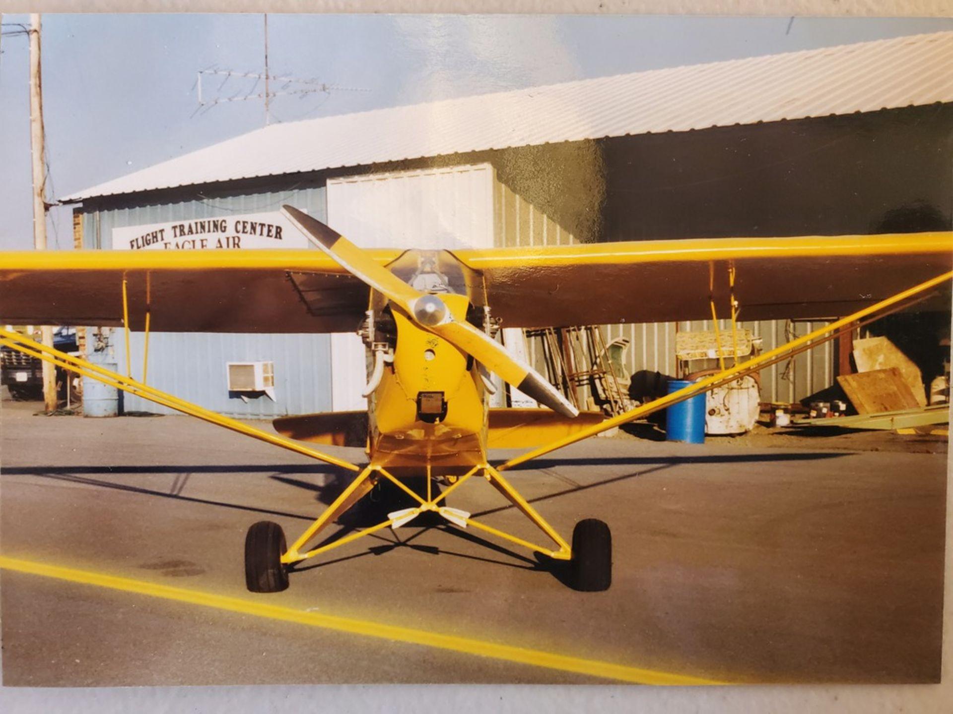1936 TAYLOR/PIPER J2 CUB N16769 S/N 771 - Image 2 of 4