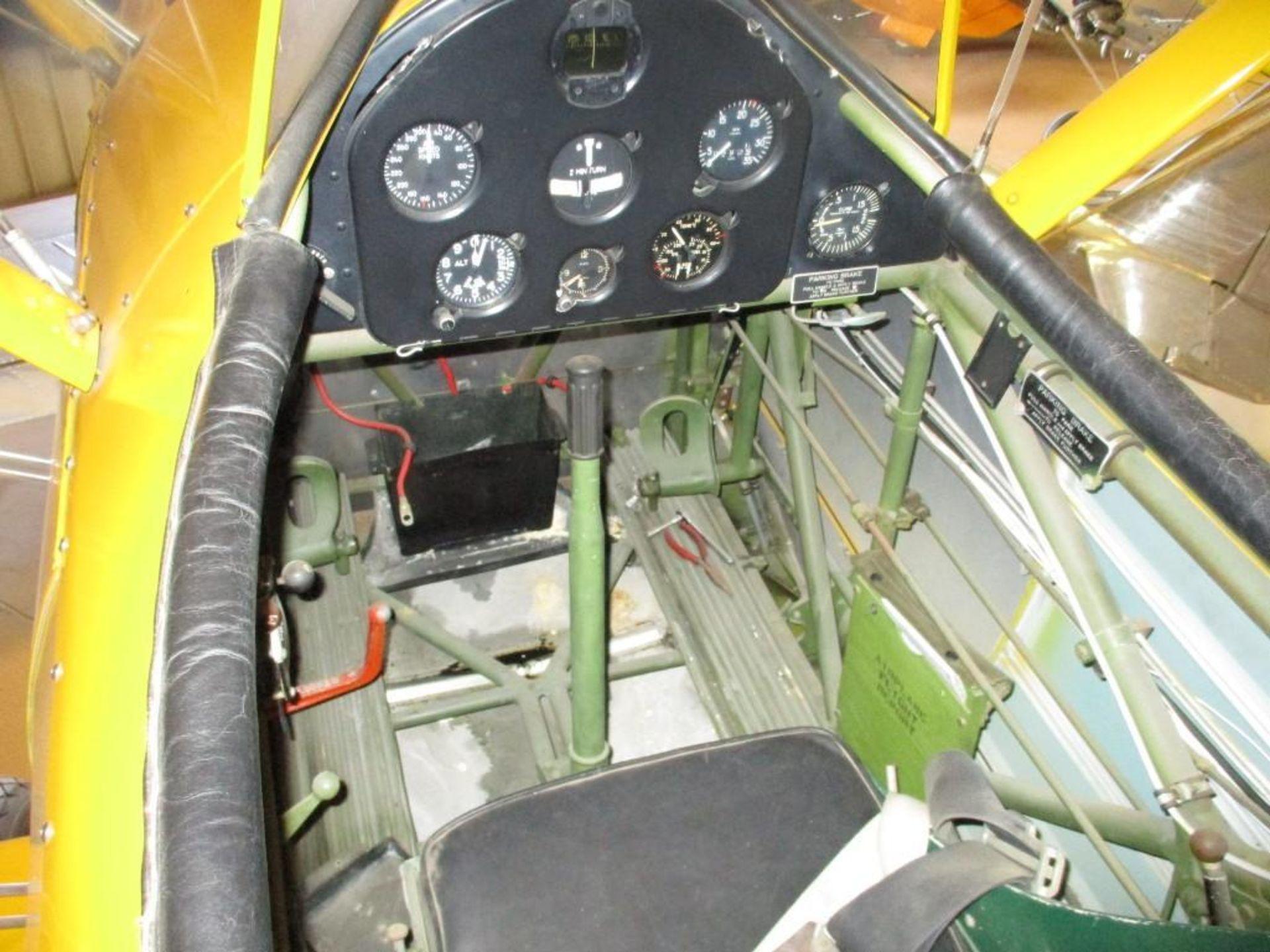 1937 BOEING A-75 STEARMAN N63378 S/N/ 75-254 - Image 7 of 7