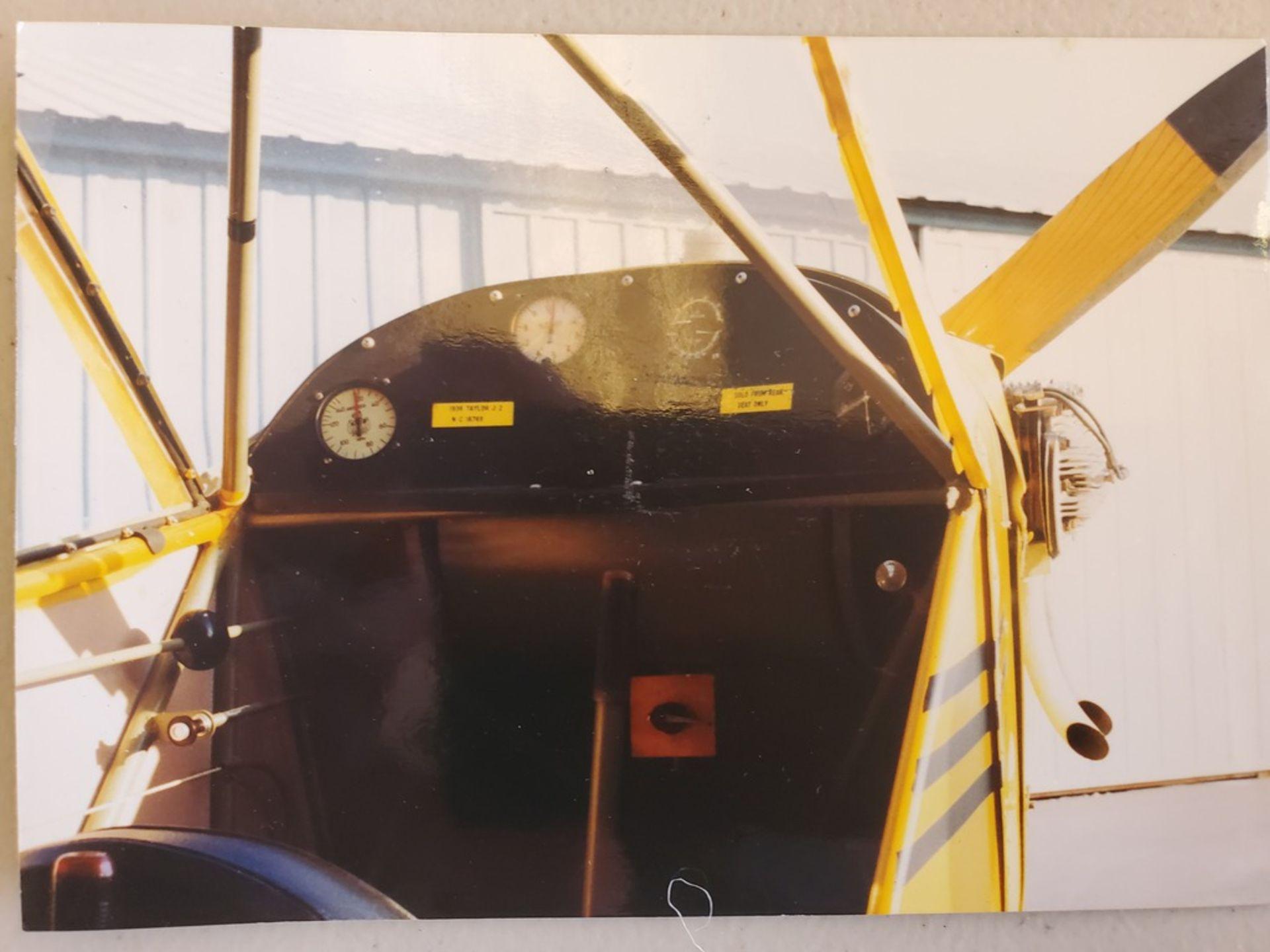 1936 TAYLOR/PIPER J2 CUB N16769 S/N 771 - Image 3 of 4