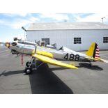1942 RYAN ST-3KR/PT-22 N53190 S/N 1477