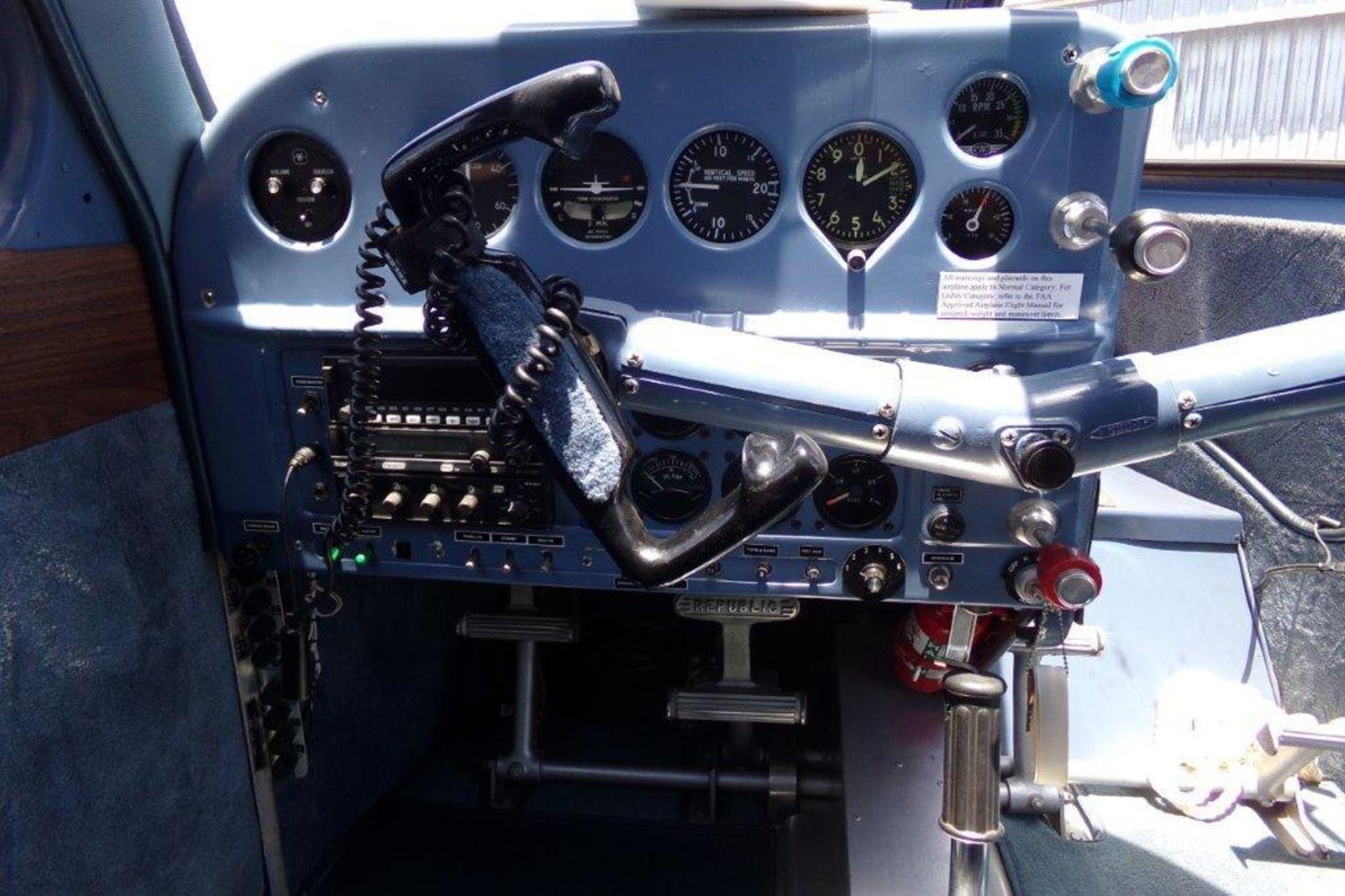 1947 REPUBLIC RC-3 SEA BEE N6518K S/N 784 - Image 7 of 16