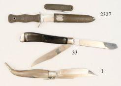 Großes Ausstellungs-Taschenmesser 'Magnum'
