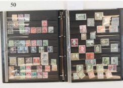 Briefmarkensammlung BRD, 1949 bis 1980