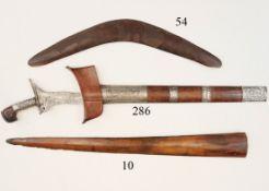 Schwert des Fächerfisches (Marlin)