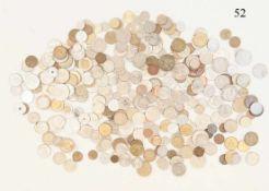 Konvolut Münzen