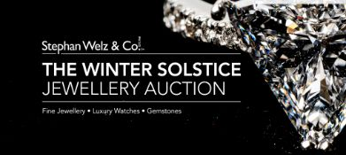 The Winter Solstice Jewellery Auction