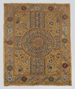 All Silk, 'Circle of Life' Suzani