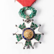 FRENCH LEGION OF HONOUR. CHEVALIER (KNIGHT) GRADE DECORATION