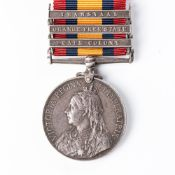 BOER WAR QUEEN'S SOUTH AFRICA MEDAL TO UITENHAGE VOLUNTEER RIFLES