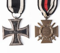 IMPERIAL GERMANY - IRON CROSS. 2nd CLASS
