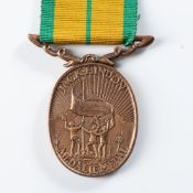 SA DEFENCE FORCE - JACK HINDON MEDAL