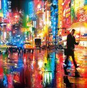 Neon Streets by Dan Kitchener