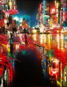 Neon Waves by Dan Kitchener
