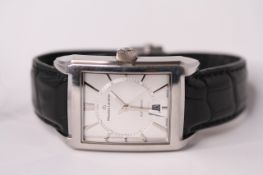 *TO BE SOLD WITHOUT RESERVE* GENTLEMEN'S MAURICE LACROIX PONTOS AUTOMATIC REFERENCE AQ-80592,