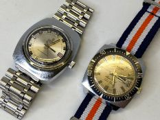 2 x Watches, jowissa watch on a strap