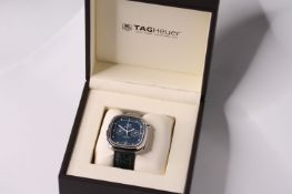 LIMITED EDITION TAG HEUER 150TH ANNIVERSARY HEUER SILVERSTONE REFERENCE CAM2110 OF 1860 PCS WITH BOX