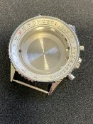 *TO BE SOLD WITHOUT RESERVE*EARLY BREITLING NAVITIMER COSMONAUTE CASE REFERENCE A12019, with