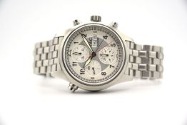 GENTLEMAN'S 2008 IWC SPITFIRE DOPPELCHRONOGRAPH RATTRAPANTE IW371343, AUTOMATIC IWC CAL. 79230, 42MM