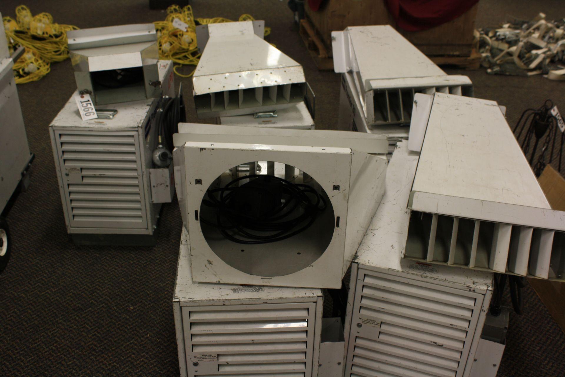 Lot 1566 - Model T5080 Premier 60 L.B. White Heaters