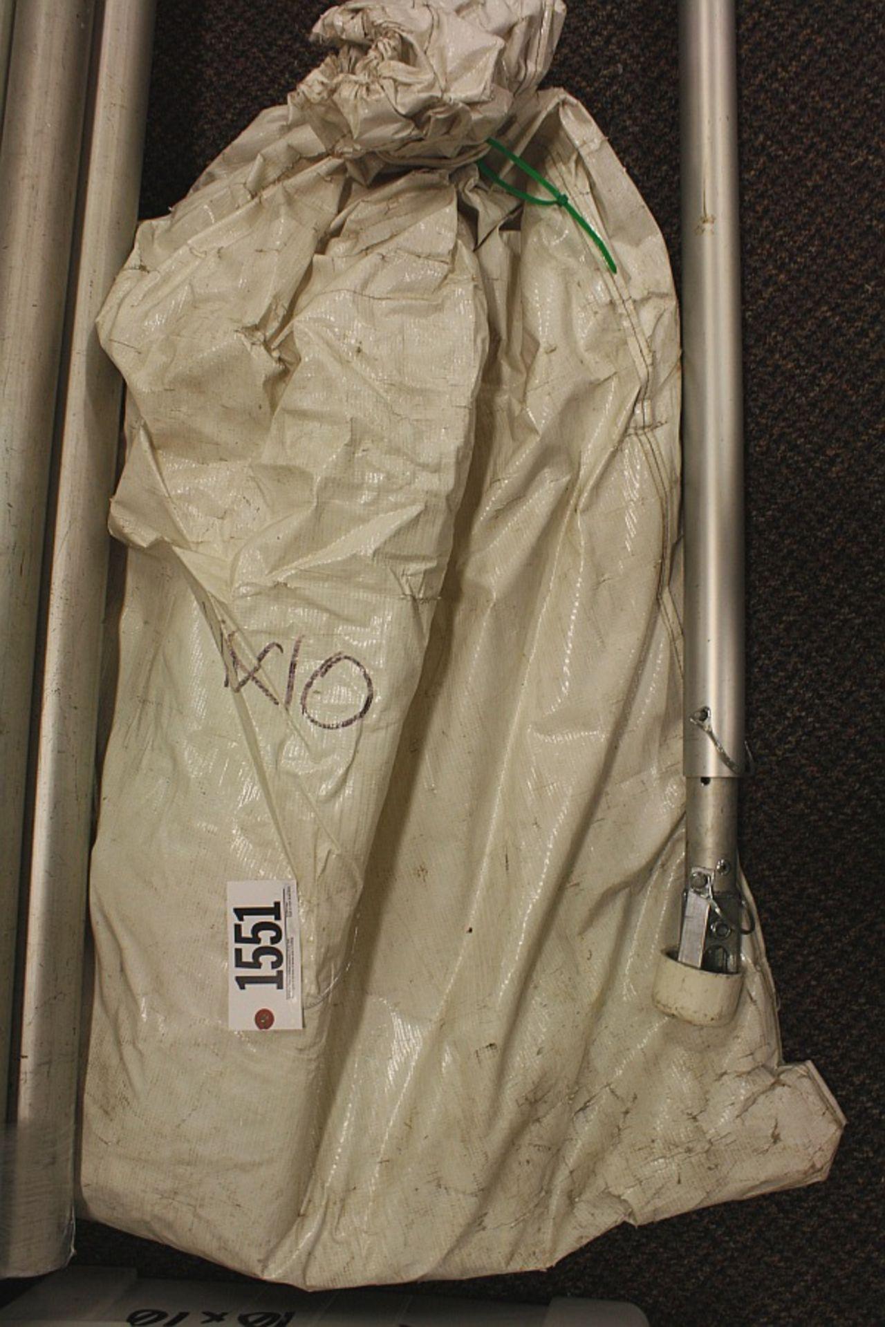 Lot 1551 - Tentnology Tent 10x10