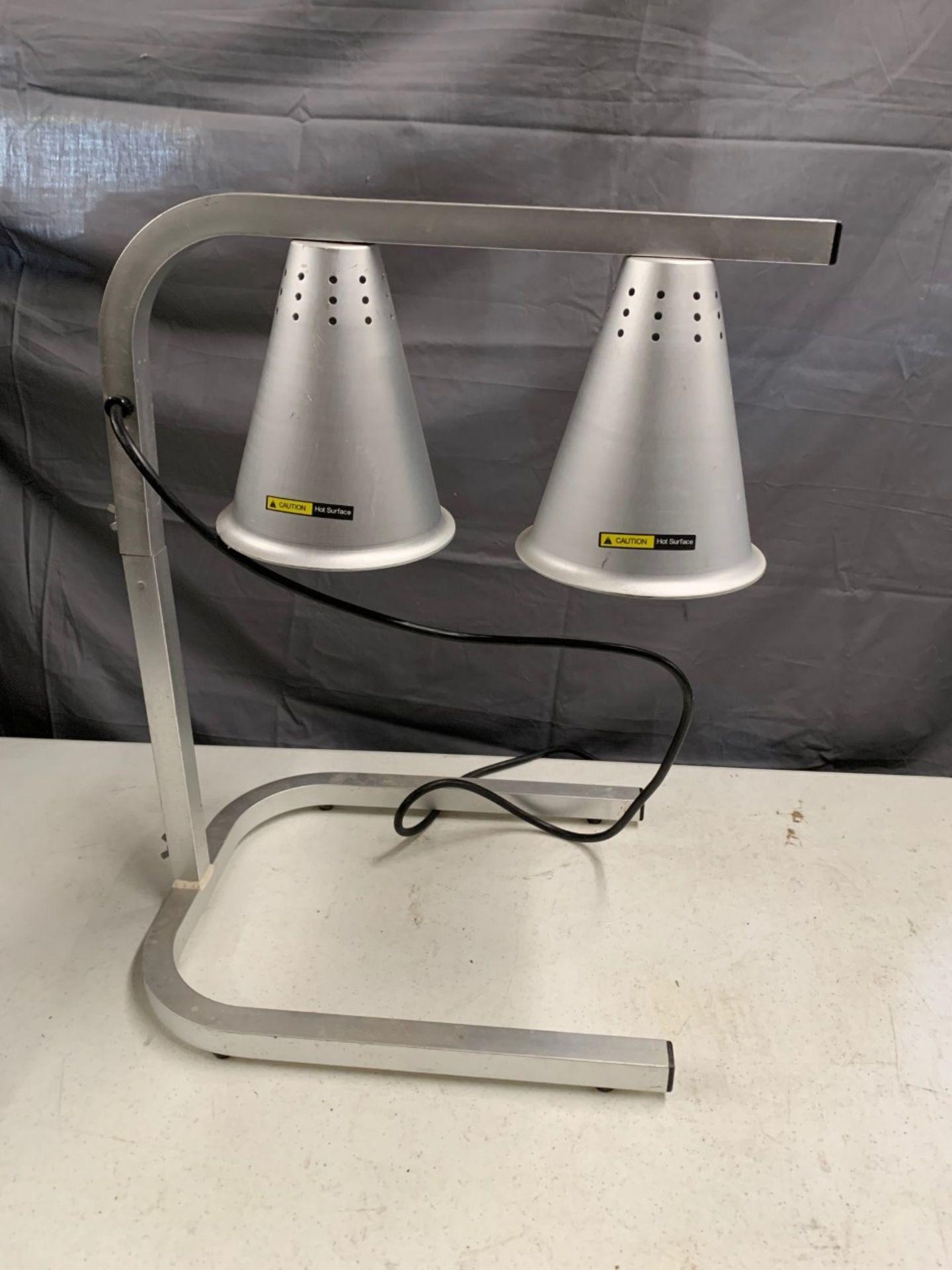 Lot 1457 - Table Top Heat Lamp, Adcraft