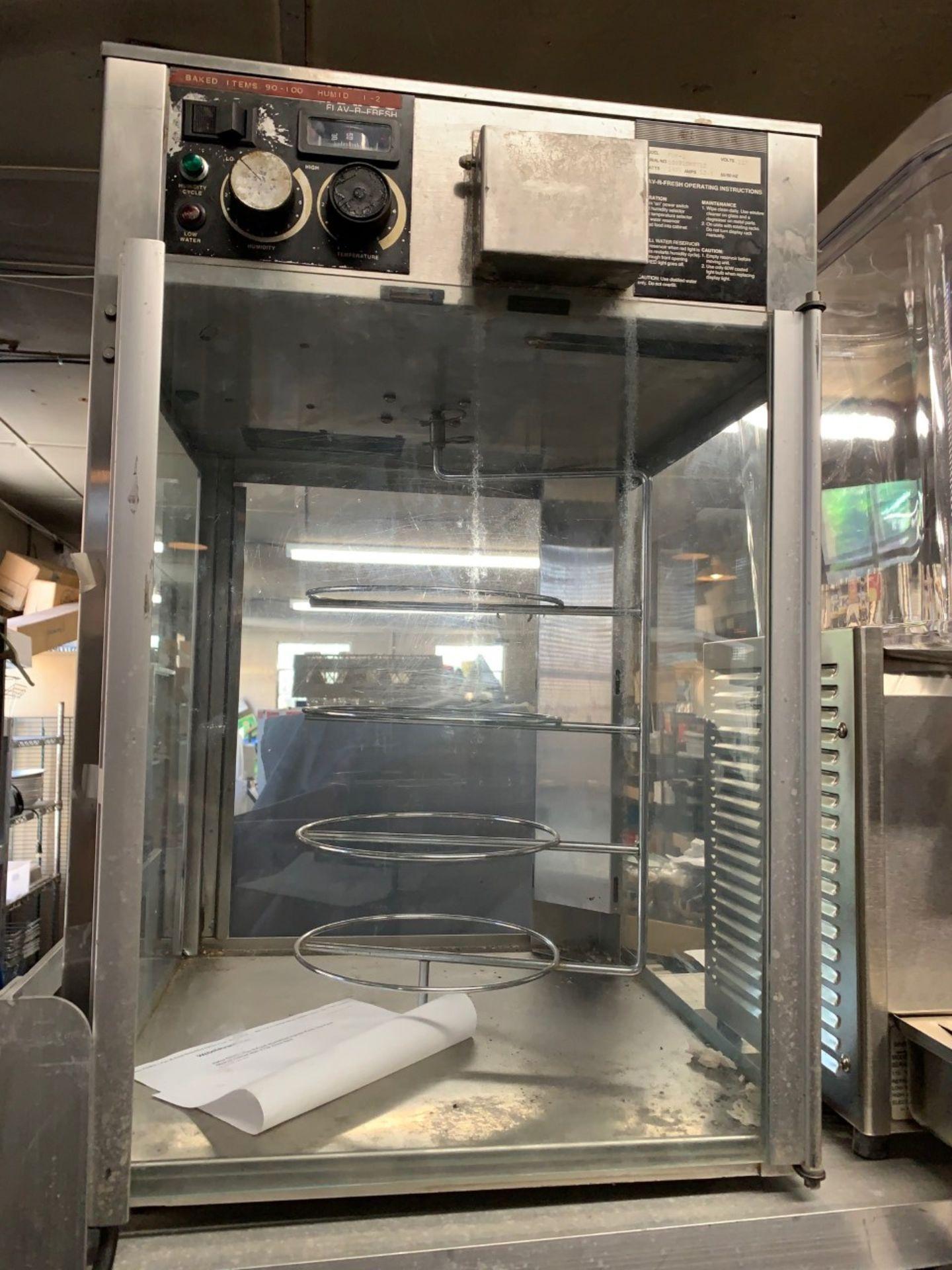 Lot 1466 - Countertop Hot Food Display (needs repair)