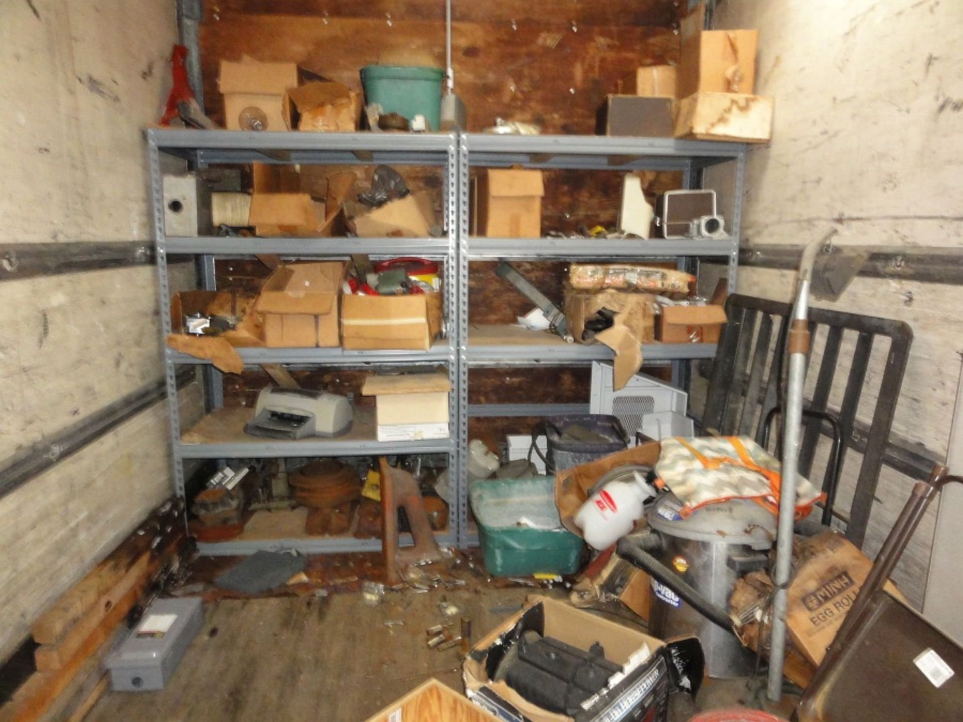 Lot 234 - Contents of Building