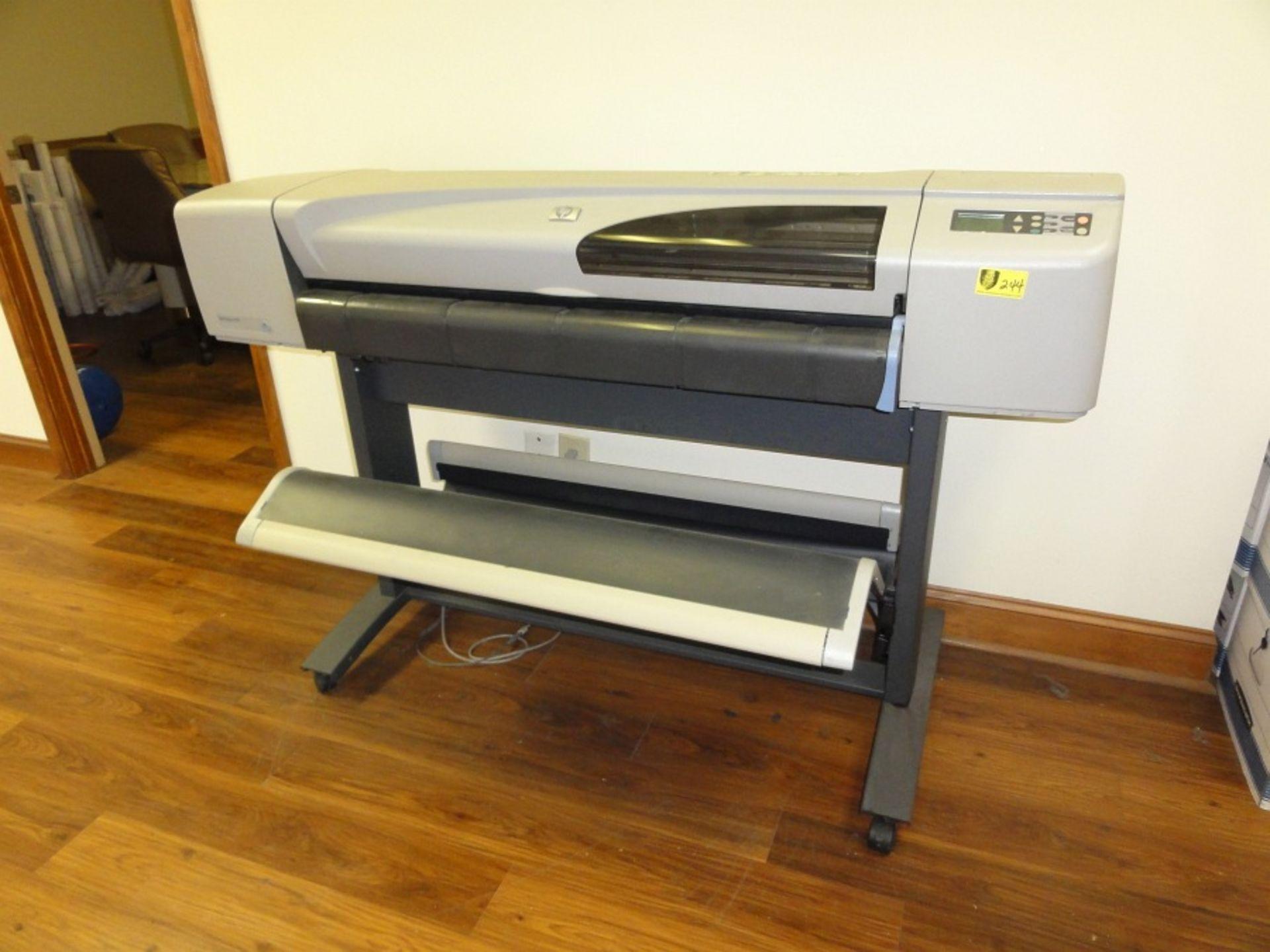 Lot 244 - HP C777UB Printer, SN 263332063