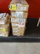 """Boxes of Trowel Machine Clip on Blades, 36"""", 4/box"""