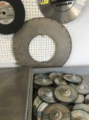 "24"" Concrete Cutting Blades"