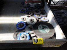 "Lot of VA Abrasive 4"" Discs"