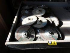 "Lot of VA Abrasive 7"" Discs"