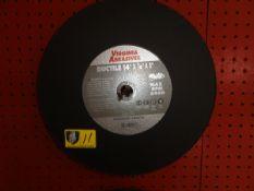 "VA Abrasives 14"" Ductile Blades"