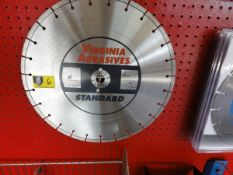 "VA Abrasives 18"" Standard Concrete Blade"