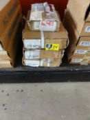 """Boxes of Trowel Machine Bolt on Combo Blades, 36"""", 4/box"""