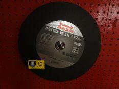 "VA Abrasives 12"" Ductile Blades"