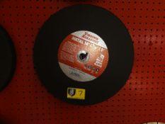 "VA Abrasives 14"" Metal Cut-Off Blades"