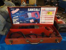 Milwaukee Sawsall