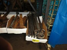 Lot of Large Wrenches