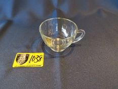 PUNCH CUP GLASS 6OZ.