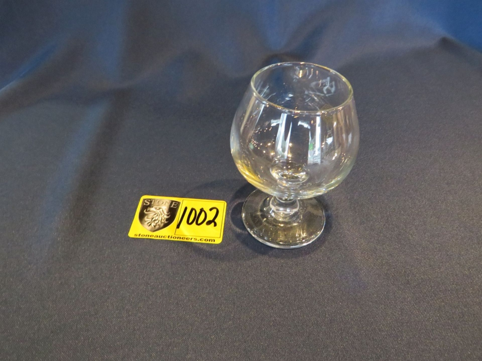 Lot 1002 - BOURBON TASTING GLASS 5.5OZ
