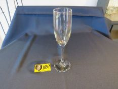 CHAMPAGNE FLUTE LIBBEY 6OZ.