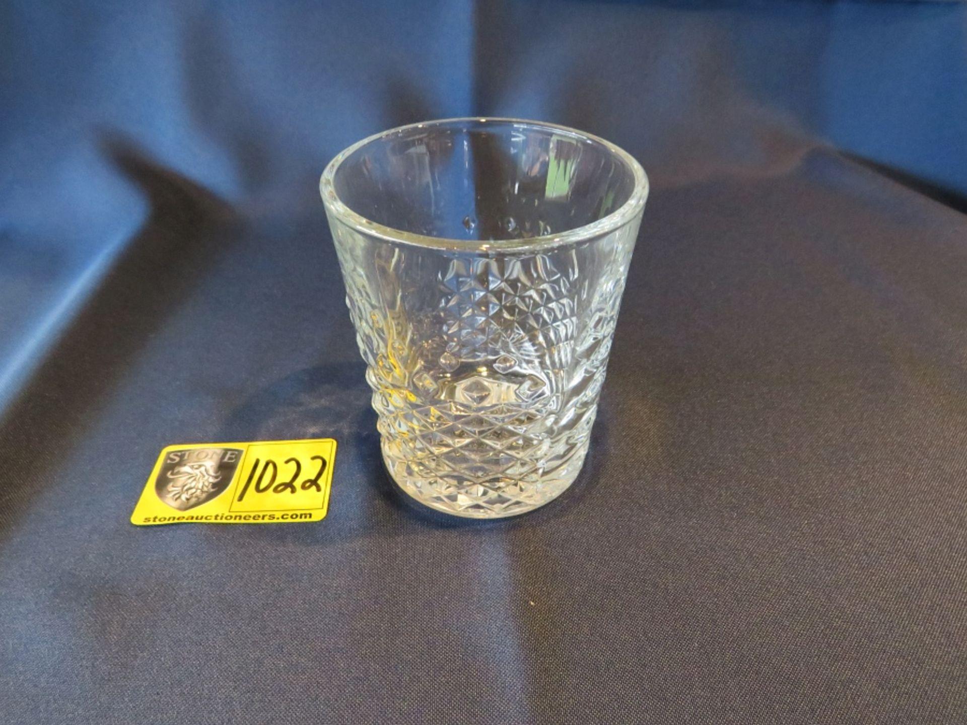 Lot 1022 - LOBALL CUT GLASS 12OZ.