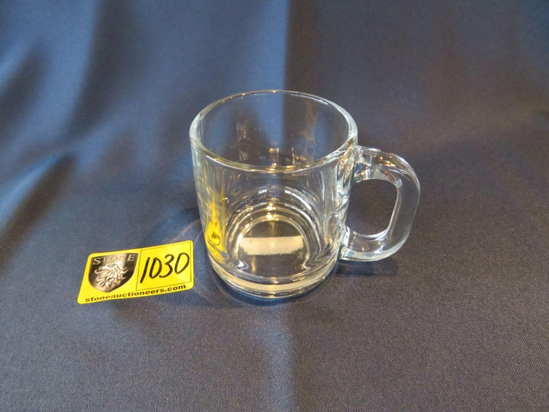 Lot 1030 - MUG GLASS