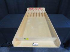 Roll-O-Ball Game
