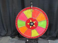 Wheel of Fortune - Color Wheel