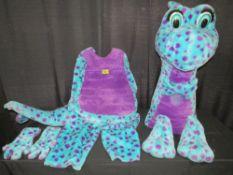Mascot Style Dinosaur Costume - Spot the Dinosaur Costumes