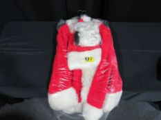Santa Costume - Deluxe Extra Large, 50-56