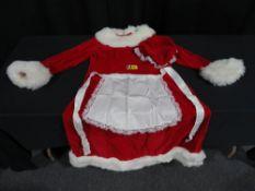 Mrs. Claus Costume (Granny Style)